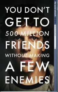 The Social Network plakát