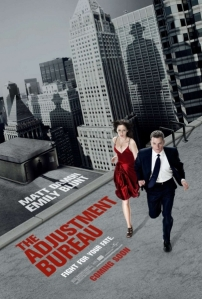 The Adjustment Bureau plakát