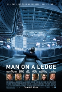Man on a Ledge plakát