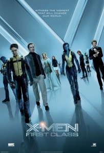 X-Men: First Class plakát