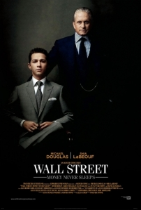 Wall Street: Money Never Sleeps plakát