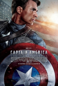 Captain America: The First Avenger plakát