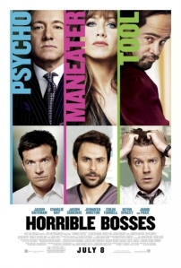 Horrible Bosses plakát