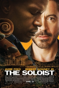 The Soloist plakát